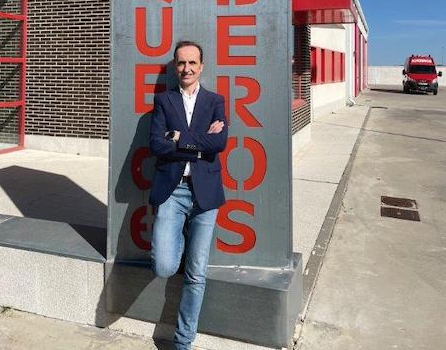 José Luis Prieto Calderón esclarece la gestión del Consorcio de Bomberos Provincial