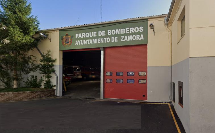 bomberos zamora